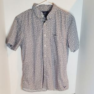 American Eagle Mens button up Size M